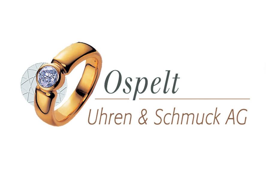 Logo Ospelt Uhren & Schmuck AG